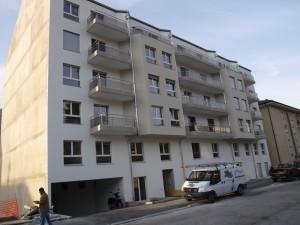 Construction Tiefbau /  Les Merisiers Sion